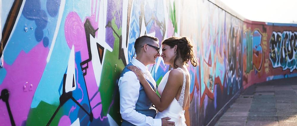 West Sussex wedding videographer | Brighton Same Sex Marriage