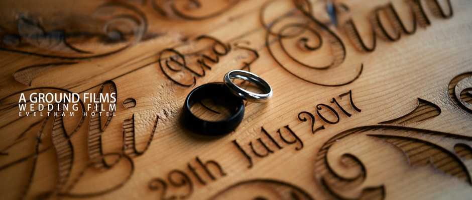 A Wedding Video at Eveltham, Hook, UK