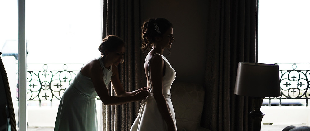 The mercure wedding video | Brighton wedding videographer