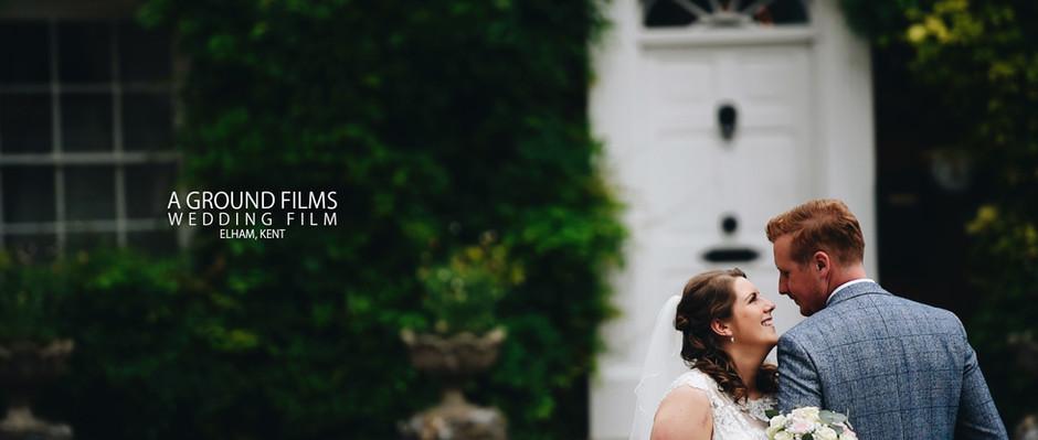 A Wedding Video in Elham | West Sussex Videographer