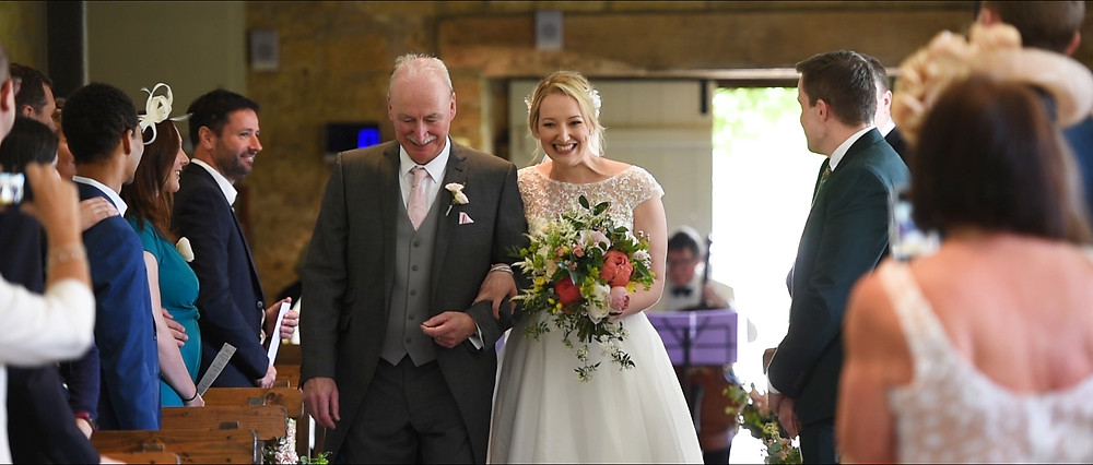 Brympton House Wedding Ceremony | West Sussex Videography