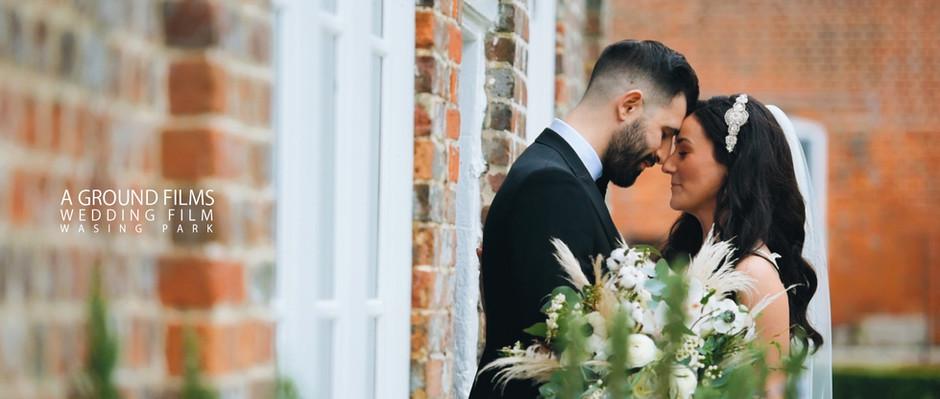 A Wasing Park Wedding Video | West Sussex Wedding Videographer