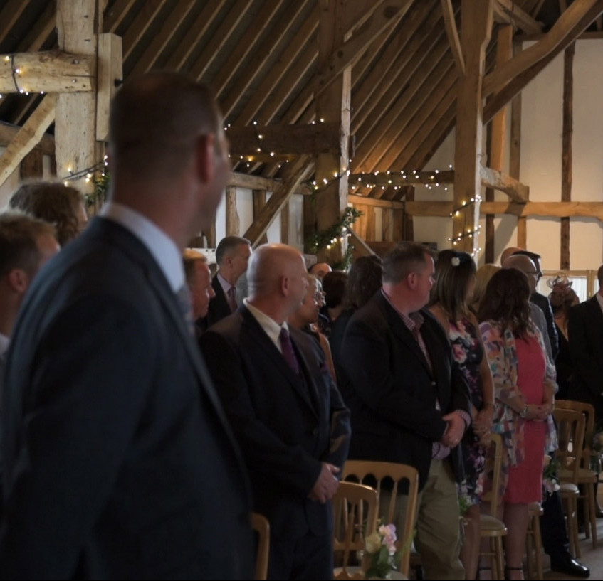 Clock Barn Wedding _ Ground Films _ Wedding video-38