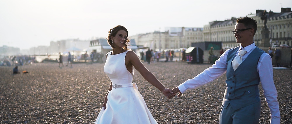 Ground Films | Brighton wedding videographer