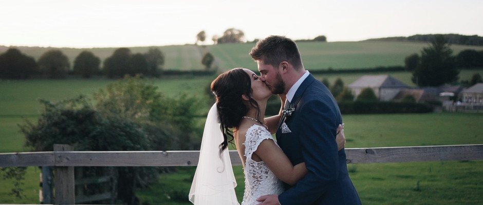 Beth and Mitch's Wedding Video at Farbridge Barns | West Sussex Videographer