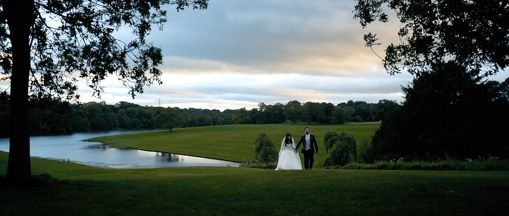 wynyard hall wedding video - Ground Films