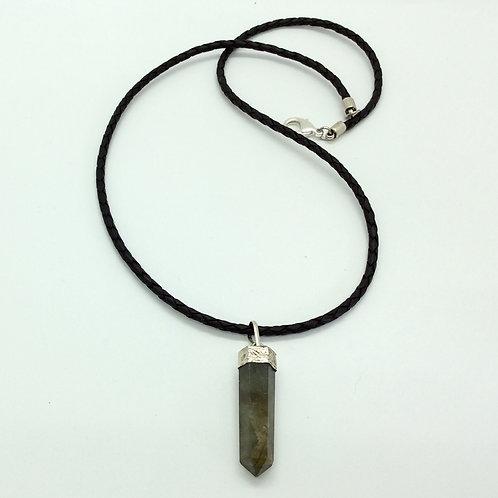 Labradorite necklace N202