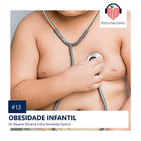 13. OBESIDADE INFANTIL