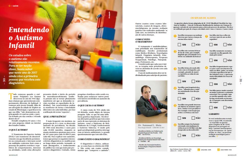 Entendendo o Autismo Infantil