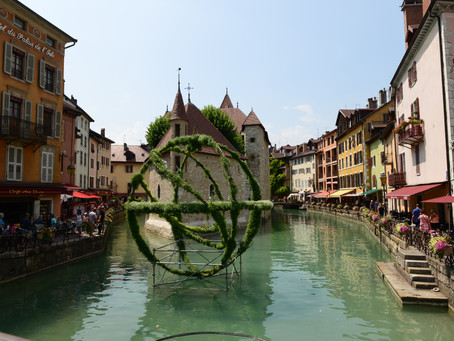 VISIT ANNECY, THE VENICE OF THE ALPS