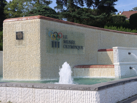 The Olympic Museum - A Showcase of Olympic Spirit and a Celebration of Unity