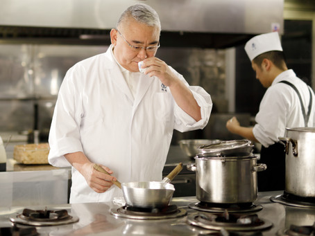 Kyoto Kitcho - Marrying Tradition and Innovation An Inheritor of Classical Japanese Cuisine