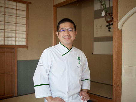 Kashiwaya – the Epitome of Japanese Culture Expressing That Beautiful Philosophy Through Food