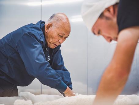 A Master Brewer of the Noto Tōji  - A Master Brewer of the Noto Tōji Guild Pursuing the Perfect Sake