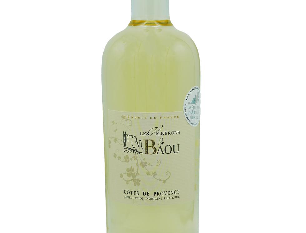 Blanc Côtes de Provence 2019