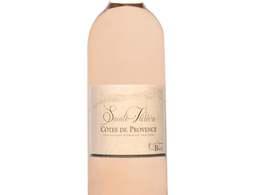 Rosé Côtes de Provence Sainte-Victoire 2020