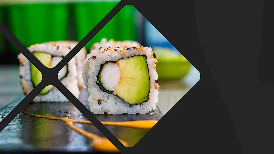 e-sushi Le lavandou et Carqueiranne restaurant sushi