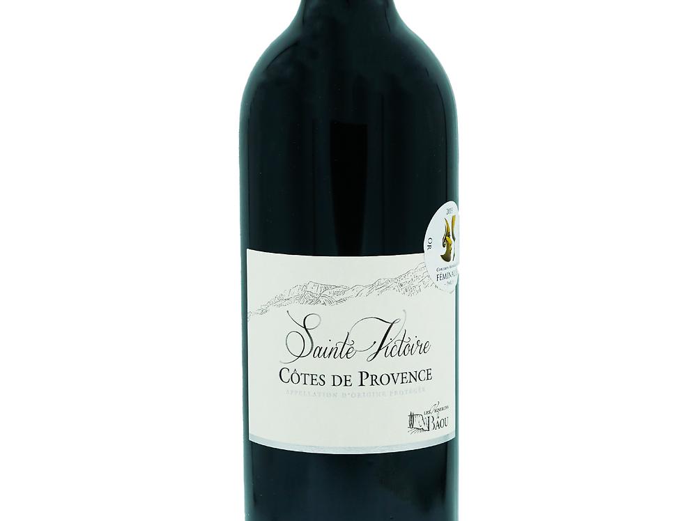 Rouge Côtes de Provence Sainte-Victoire