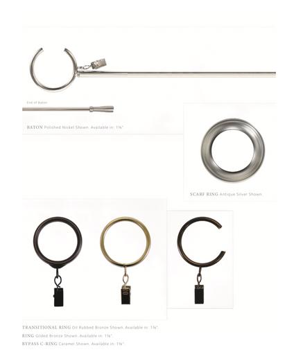 Rings & Batons