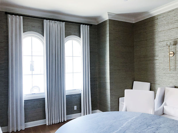 Custom Draperies Curtains Drapes Widnow Treatments