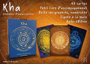 Cartes Kha