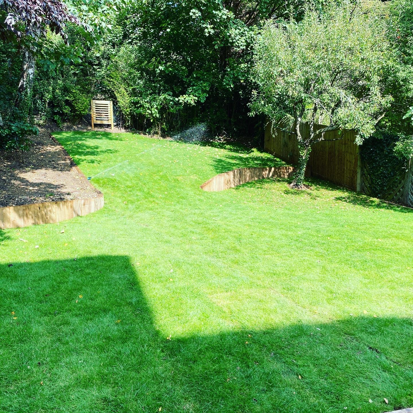 turfing from Brighton and hove landscapes