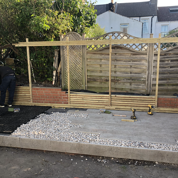 Paving /Patios Brighton Landscapes