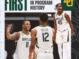 Baylor Bears win the 2021 NCAA Men's Basketball Championship