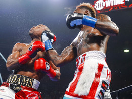 Jermall Charlo Retains His Belt in His Hometown Debut