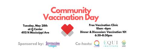 Q Center - Vaccine Awareness Community C