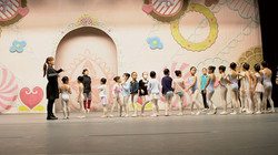 Assemblage Art Ballet2016