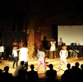 comédie musicale « Bobo Dioulasso » suivie par le forum « Da Sago Sou »