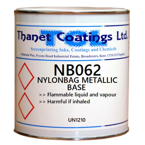 NB062 NYLONBAG METALLIC BASE