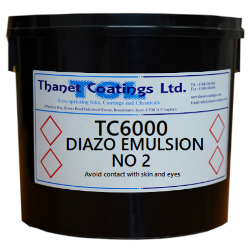 TC6000 DIAZO EMULSION NO.2