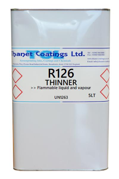 R126 THINNER