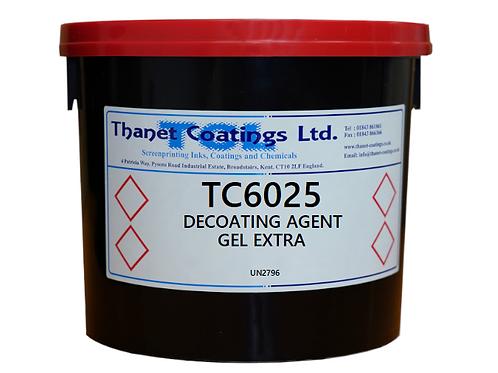 TC6025 DECOATING AGENT GEL EXTRA