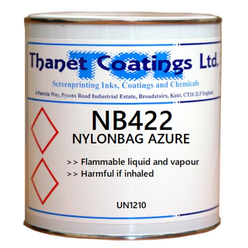 NB422 NYLONBAG AZURE