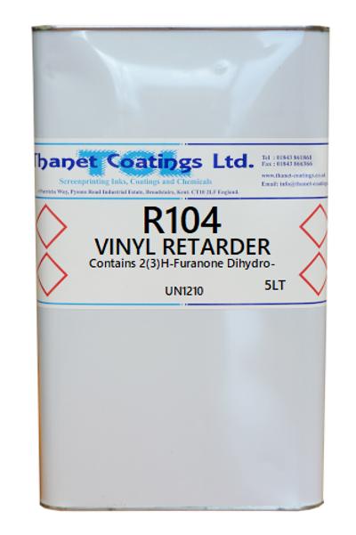 R104 VINYL RETARDER