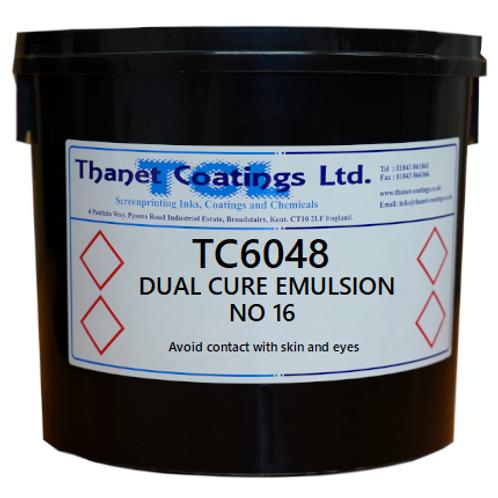 TC6048 DUAL CURE EMULSION NO.16