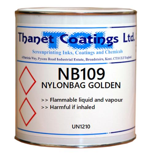 NB109 NYLONBAG GOLDEN
