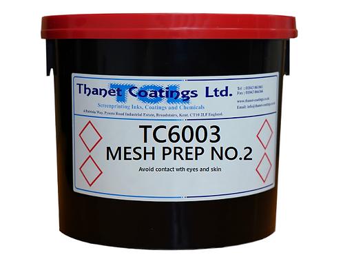 TC6003 MESH PREP NO.2
