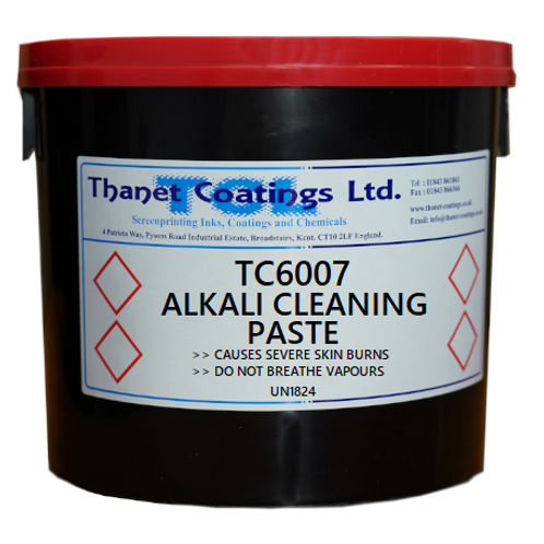 TC6007 ALKALI CLEANING PASTE