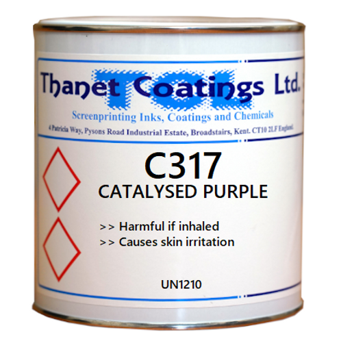 C317 CATALYSED PURPLE