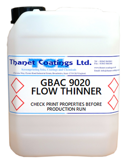GBAC 9020 FLOW THINNER