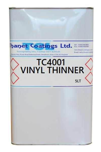 TC4001 VINYL THINNER
