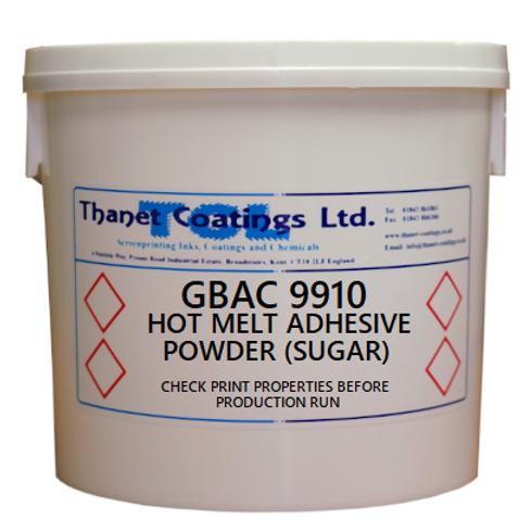 GBAC 9910 HOT MELT ADHESIVE POWDER (SUGAR)