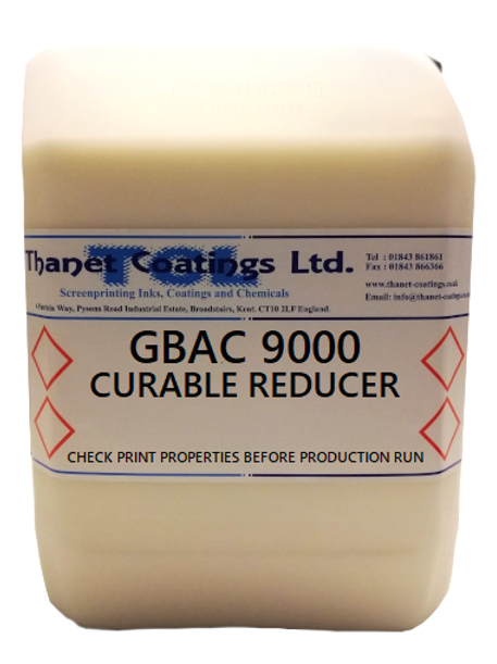 GBAC 9000 CURABLE REDUCER