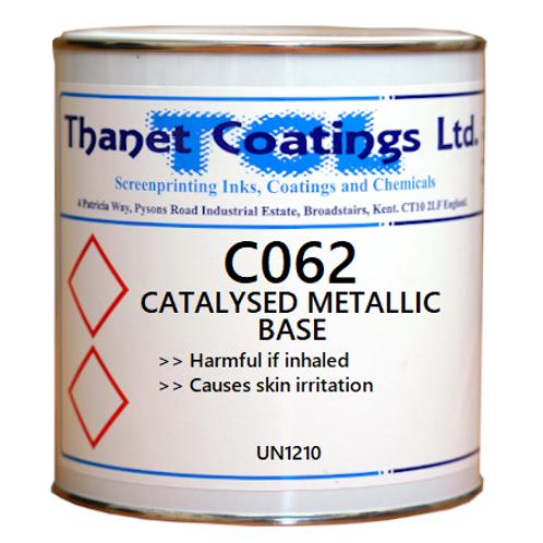 C062 CATALYSED METALLIC BASE
