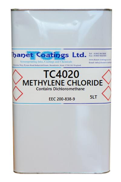 TC4020 METHLYNE CHLORIDE