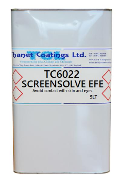 TC6022 SCREENSOLVE EFE